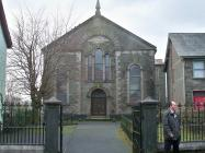 Jerwsalem Welsh Independent Chapel, Four Crosses