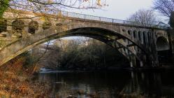 White Bridge, Pontypridd