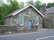 Libanus Welsh Independent Chapel, Ganllwyd