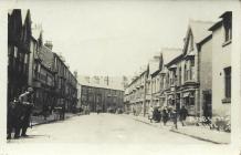 Stryd yr Abaty, Y Rhyl 1925