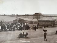 Y Pier, Y Rhyl 1913