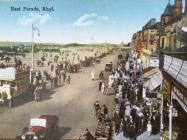 East Parade, Rhyl 1920s