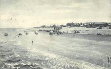 Gentlemen's Bathing Beach, Rhyl