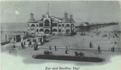 'Grand Pavilion', Y Rhyl