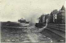 High Tide at Rhyl, 1925
