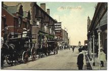 Stryd Fawr Y Rhyl c.1900