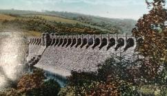The Dam, Lake Vyrnwy, Powys