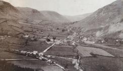 LLANGYNOG, POWYS c.1911