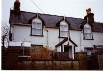 Photograph of Brynhyfryd Butterhill in Llangwm...