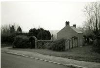 Photograph of Knowle Cottage formerly the Black...