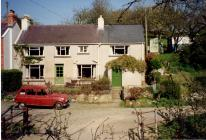 Photograph of Edwards Pill Cottage Llangwm...