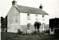 Photograph of Wellhead House Wellhead  Llangwm...