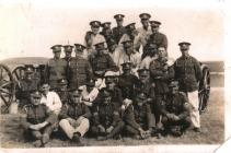 File of photographs taken at Hearston Camp...