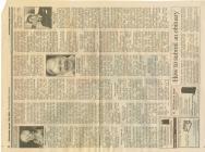 Mrs B M Vaughan Obituary Llangwm Pembrokeshire...
