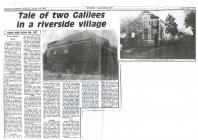 Copy of Western Telegraph Then and Now article...