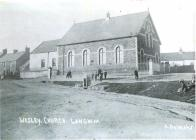Image of Wesleyan Methodist Chapel Llangwm...