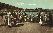 Children's Model Yacht Pond, Rhyl 1926