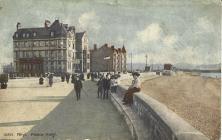 Gwesty'r Palace Hotel, Rhyl 1906