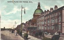 Queen's Palace, Rhyl 1907