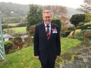 Ray Quant, RAF Veteran