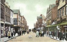 Rhyl High Street 1907