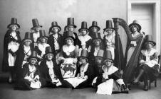 Royal Welsh Ladies' Choir, 1916