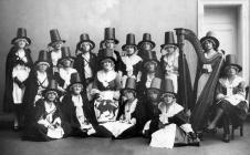 Royal Welsh Ladies' Choir, 1916