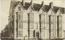 Gwesty'r Sandringham, Y Rhyl 1938