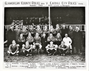 Cardiff City Police Rugby team 1948/49