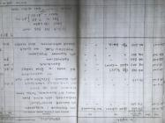 Trevor Jones Logbook, February 1945