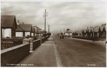 Tynewydd Road, Rhyl 1949