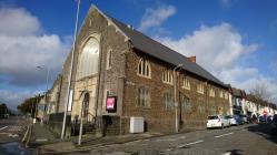 Maindy English Baptist Chapel, Cardiff