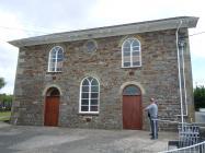 Capel Nonni, Llanllwni