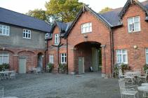 Stable and Coach House, Gregynog Hall