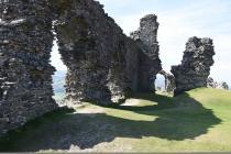 Castell Dinas Brân near Llangollen