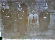 Streic Glowyr De Cymru 1910