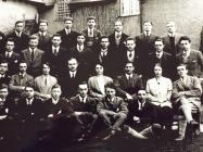 Ffotograff Dosbarth Llysfasi tua 1930au