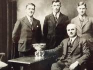 Beirniaid stoc buddugol Llysfasi 1934