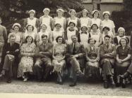 Cwrs amaethyddol Llysfasi i'r merched 1950-1951