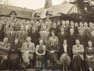 Cwrs Llysfasi i'r Dynion 1950-1951