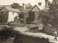 Llysfasi Manor House Circa 1920s