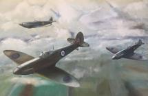 Ted Morgan: Flight of Spitfires