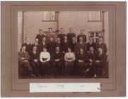 Staff a Myfyrwyr Llysfasi 1921
