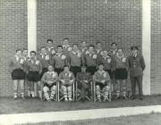 RAF Oakington, Rugby Team, 1960s