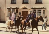 Cowbridge Roman Day parade 1998