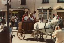 Cowbridge Roman Day parade 1998