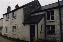 5 High Street, Cowbridge, side view 1996