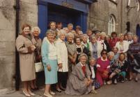 Cowbridge Women's Institute group 1990s