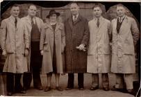 Workers at Arsenal, Bridgend WW2