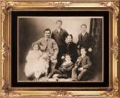 The Bafico Family late 1800s